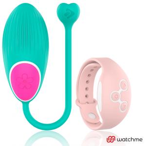 Wearwatch δονούμενο αυγό Wireless Technology Watchme Aquamarine / Coral