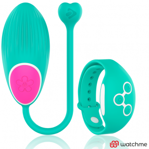 Wearwatch δονούμενο αυγό Wireless Technology Watchme Aquamarine