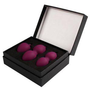 Μπάλες για ασκήσεις Kegel Svakom Nova Balls Violet