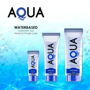 Λιπαντικό με Βάση το νερό 100ml της AQUA